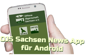 OJS Sachsen News App for Android